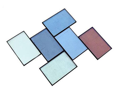 镀膜玻璃安装