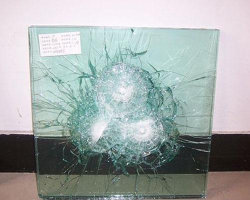 防弹玻璃安装