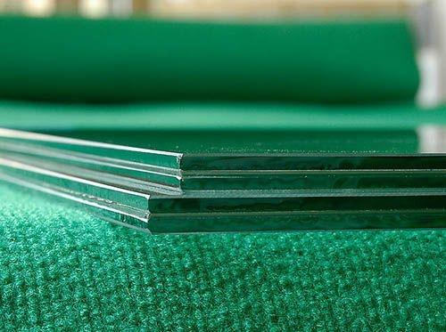 中空钢化夹胶玻璃哪种安装方法正确
